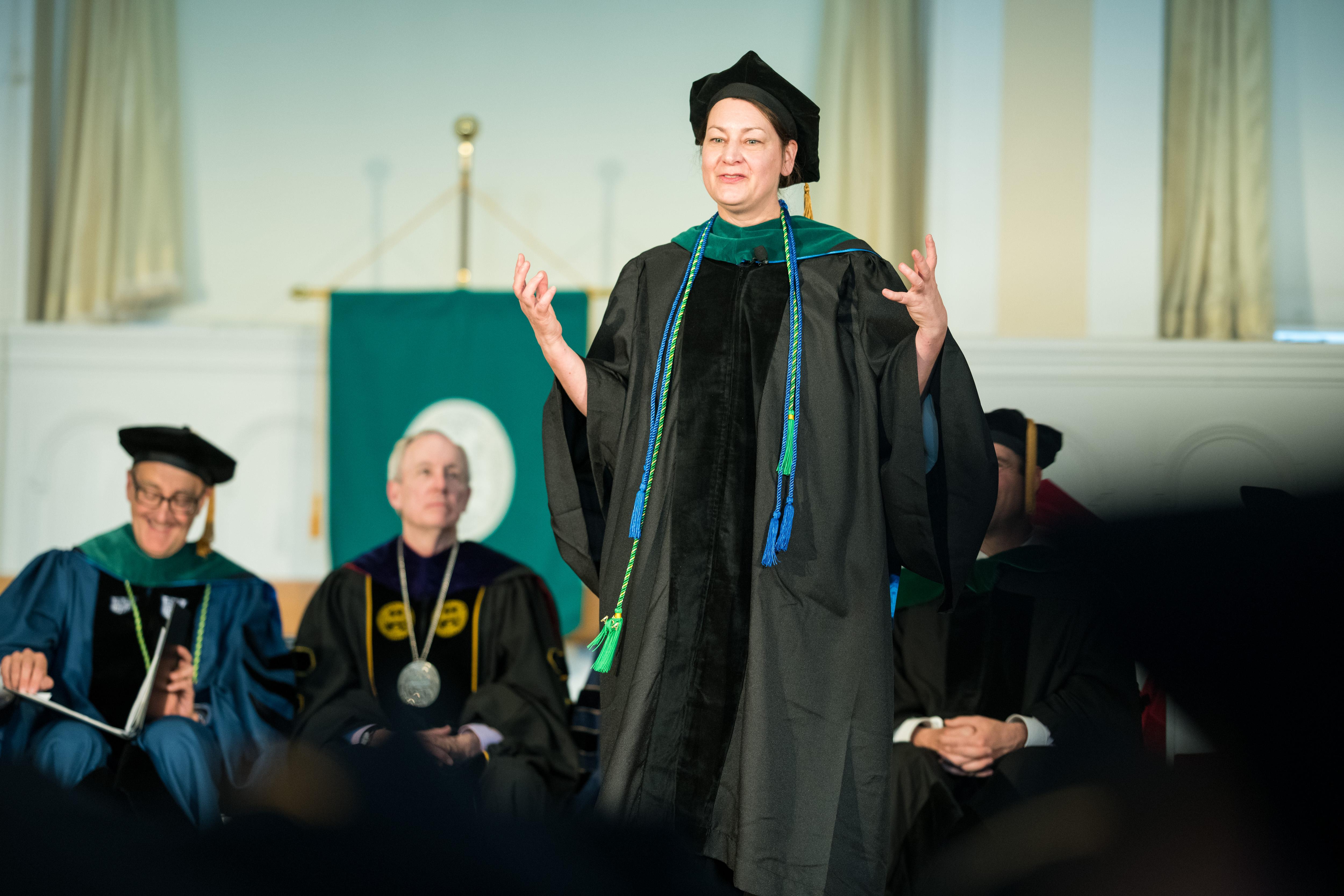 Dr. Rebecca Wilcox, M.D