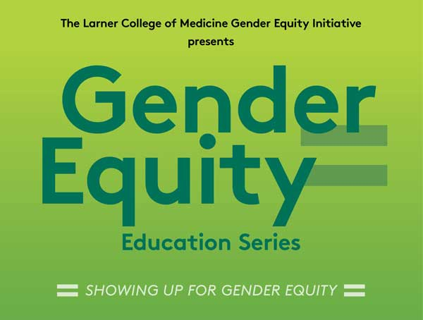 Gender Equity Series