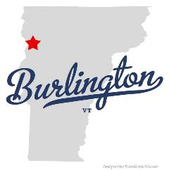map_of_burlington_vt