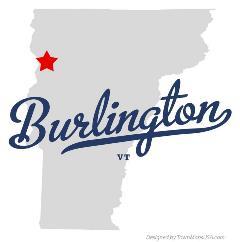 map_of_burlington_vt