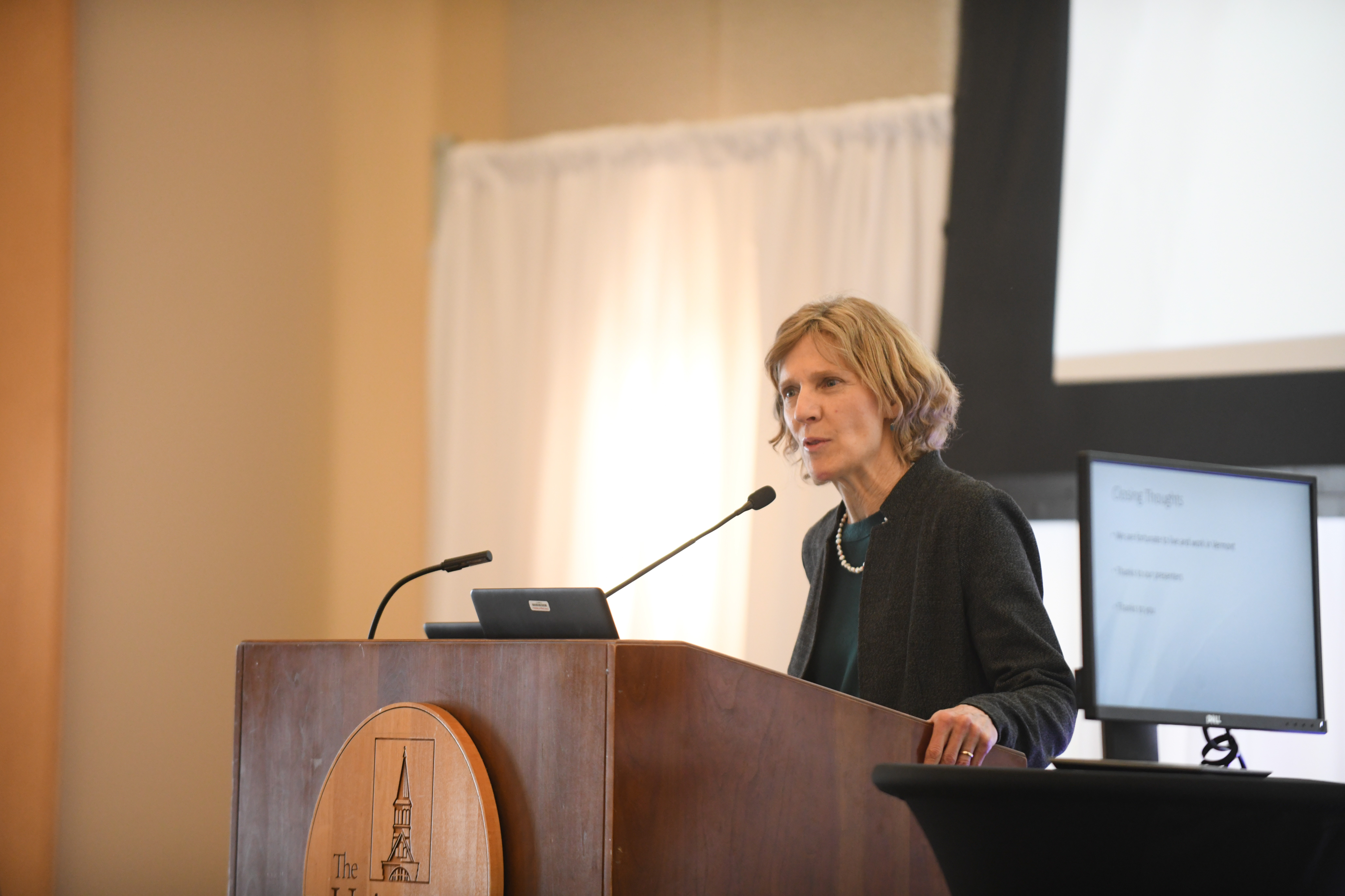 Martha Seagrave Speaks at 18th Annual Cultural Awareness Conference